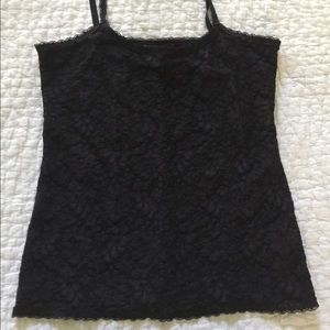 WHBM LACE CAMI